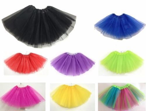Adult/baby/kid Fancy Dancewear Tutu Pettiskirt Princess Party Skirts Mini Dress